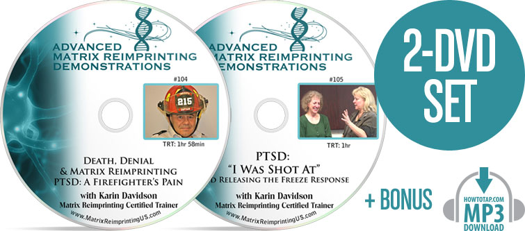 PTSD and Matrix Reimprinting - Working with High Trauma